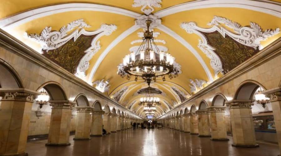 Mosca - La metropolitana