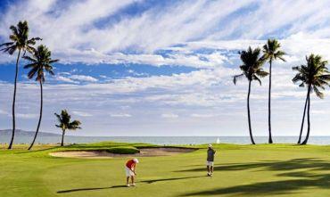 Esperienza Golf e mare 5 stelle alle Fiji...