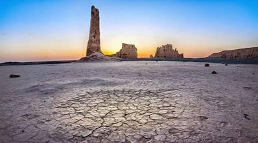 Il Deserto di Kyzyl Kum