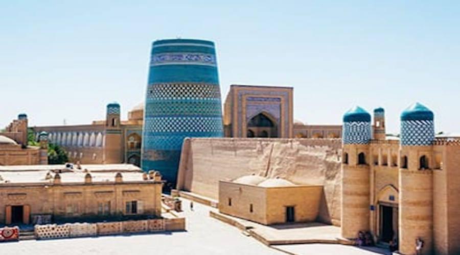 Cetro storico di Khiva