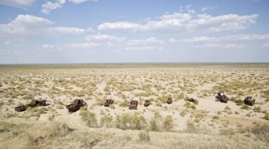 Il Lago d'Aral