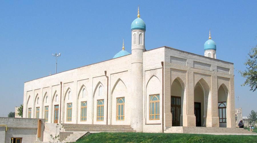 Moschea Tillya Sheikh