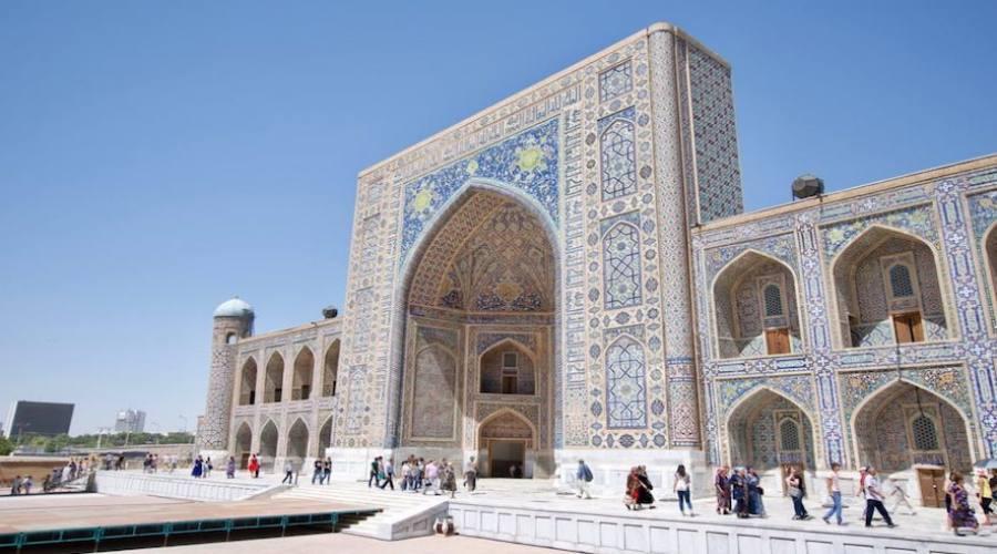 Madrasa di Barak Khan