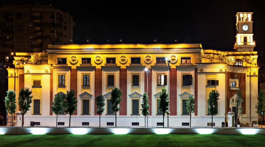 Torre dell'Orologio Tirana