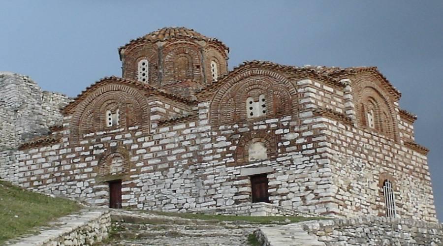 Triade Church Berat