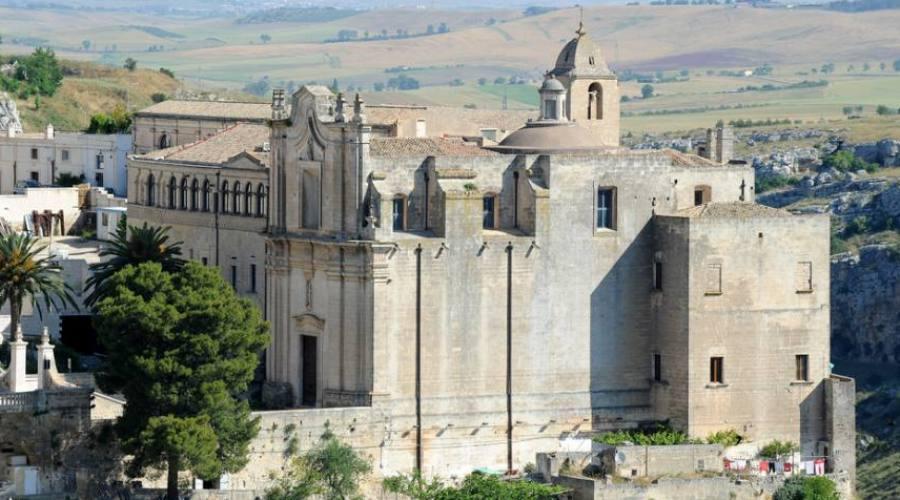 Chiesa S. Agostino Matera