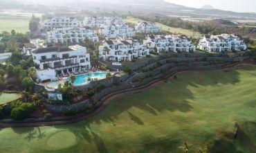Las Terrazas de Abama direttamente sul campo da Golf!