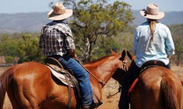 Avventura australiana in sella al tuo cavallo