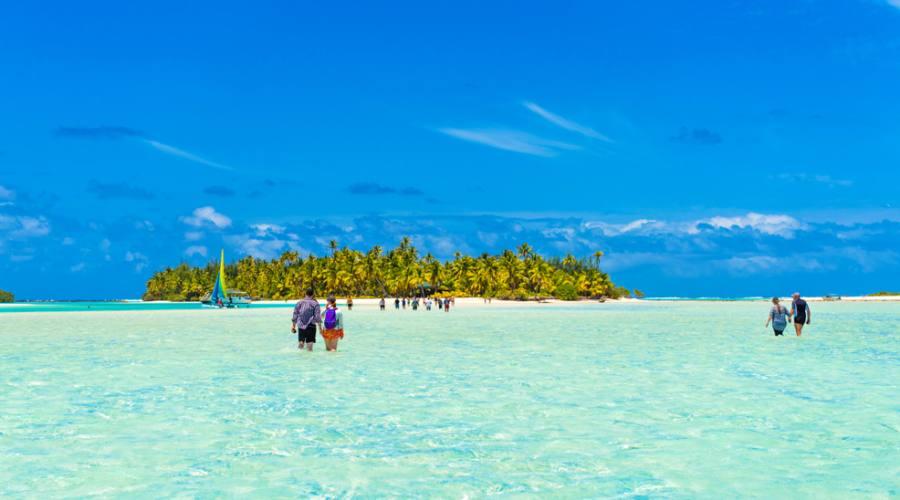 Le tranquille acque dell'arcipelago