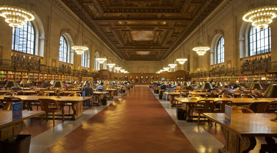 Biblioteca Pubblica di New York
