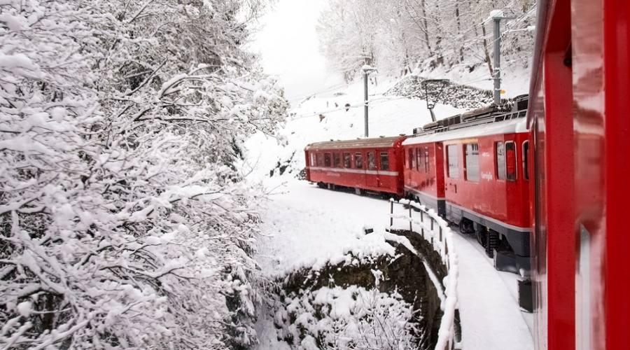 Tirano - St. Moritz