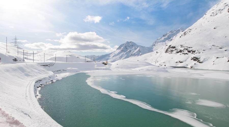 Lago Ospizio Bernina
