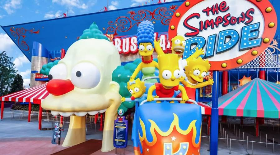 Vieni a Springfield!