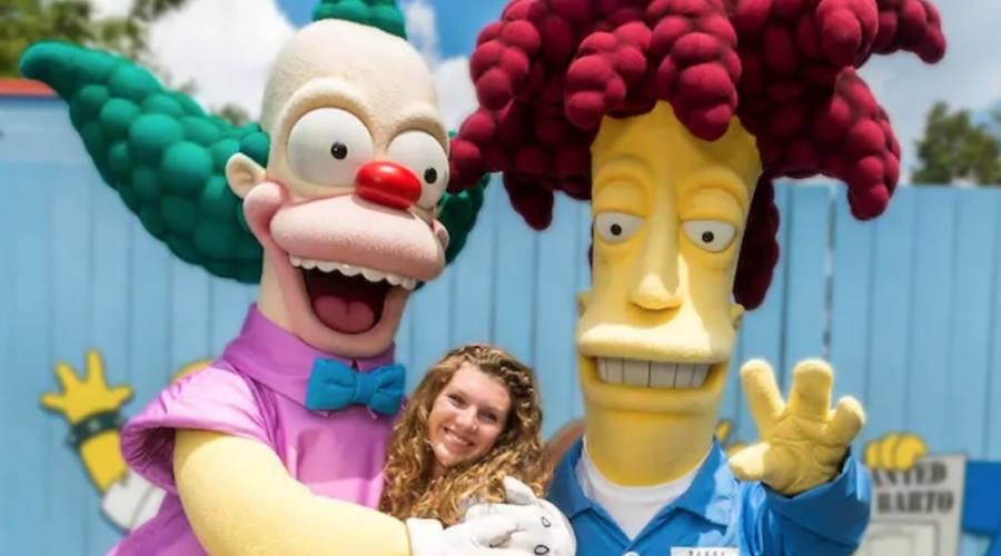 Telespalla o Krusty?