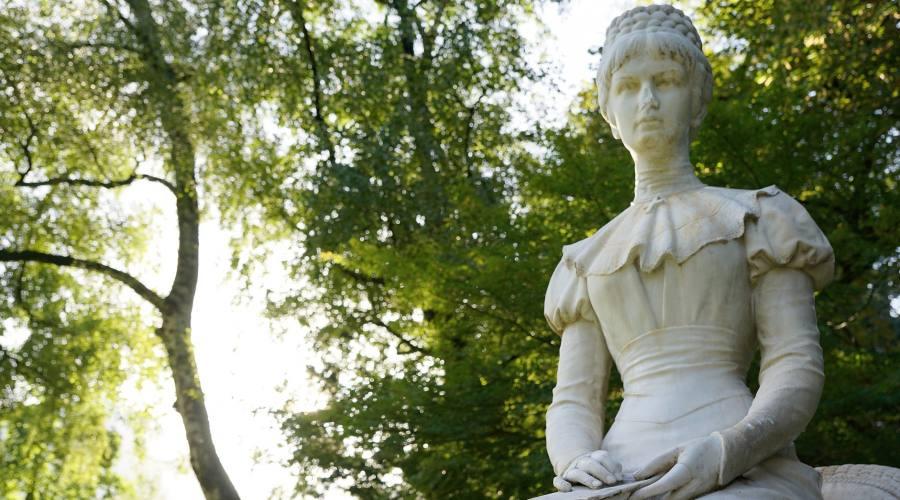 Statua della Principessa Sissi