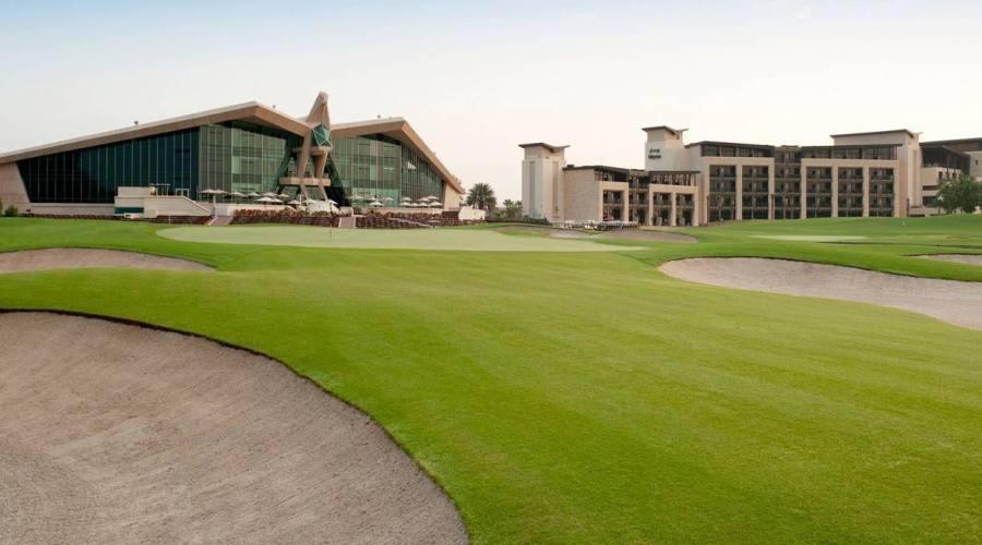 Abu Dhabi Golf