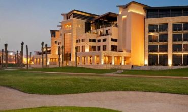 The Westin Resort nel cuore dell'Abu Dhabi Golf Club