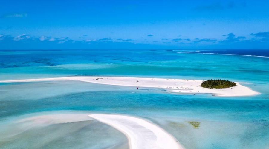 Laguna isole Cook