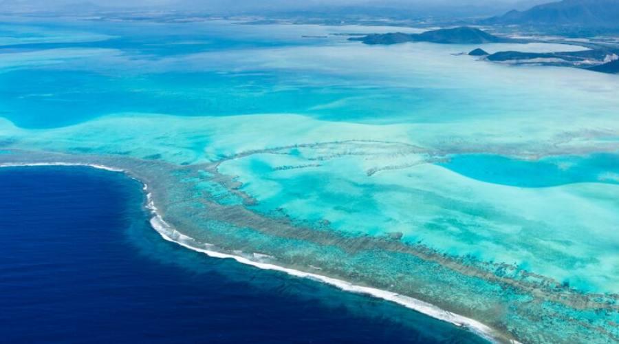 la laguna più grande del mondo