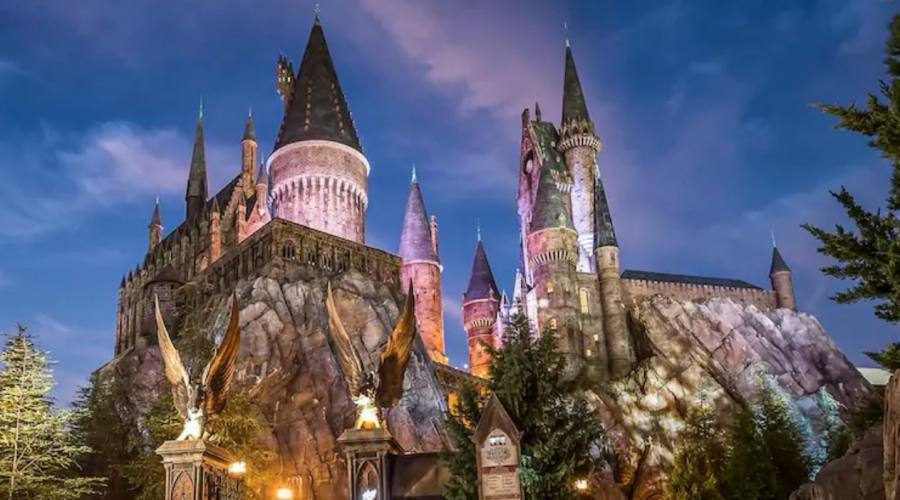 Il Magico mondo di Harry Potter ti aspetta