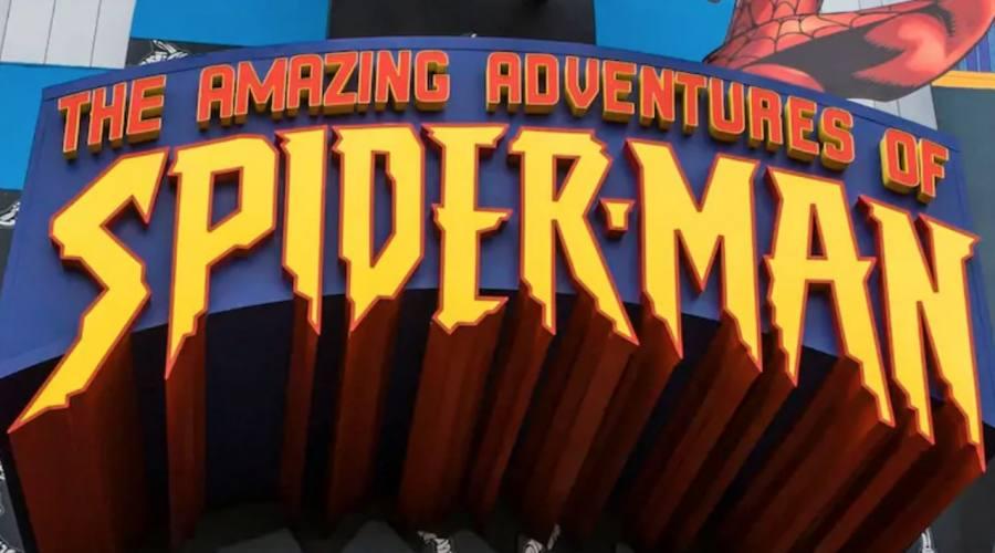 Potrai incontrare anche Spiderman