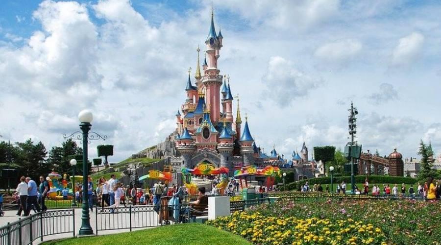 Benvenuti a Disneyland