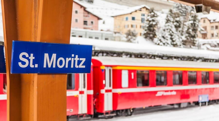 Stazione St. Moritz