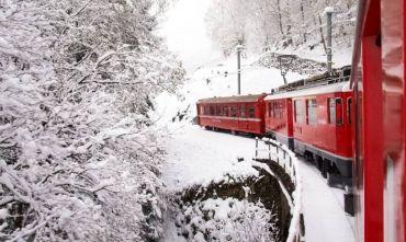 Capodanno in Val Poschiavo con il Trenino Rosso del Bernina