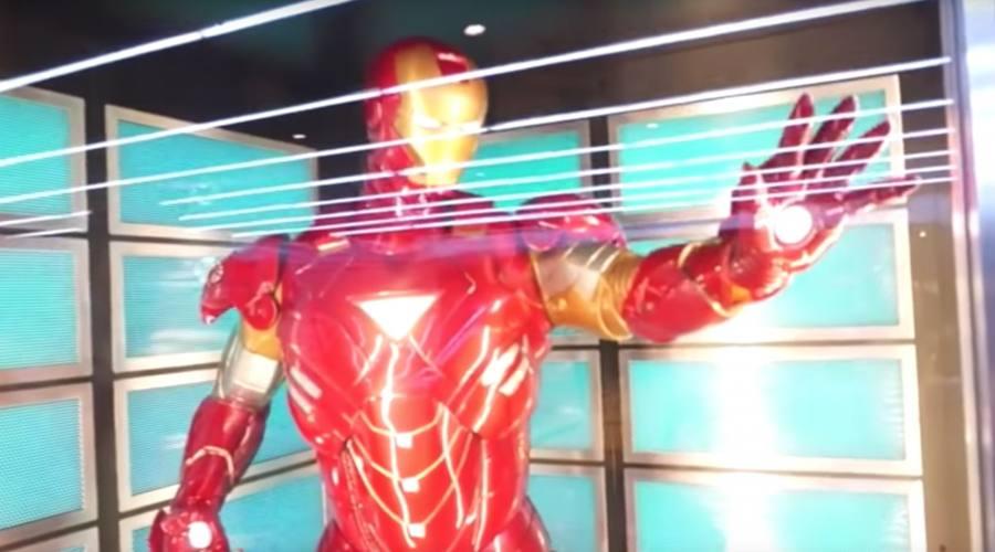 Ci sarà anche Iron Man