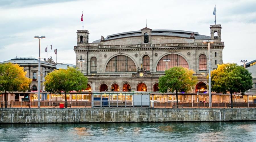 Stazione centrale di Zurigo