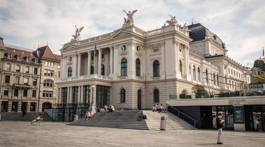 Opera House Zurigo