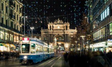 Capodanno nella città più grande della Svizzera