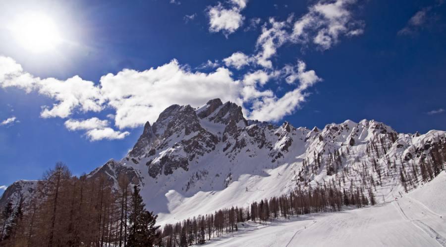 Croda Rossa Val Pusteria