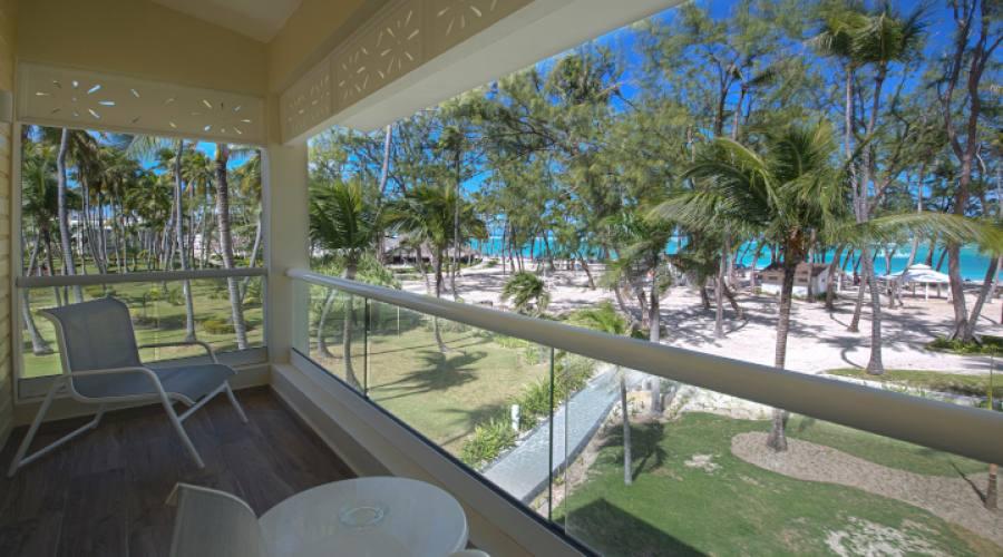 Balcone camera sea view