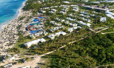 Villaggio internazionale anche senza glutine sulla spiaggia caraibica