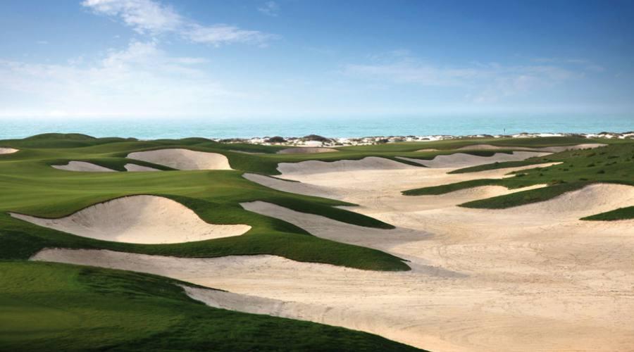 Saadyat Golf