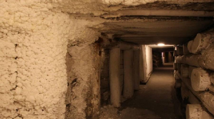 galleria miniera