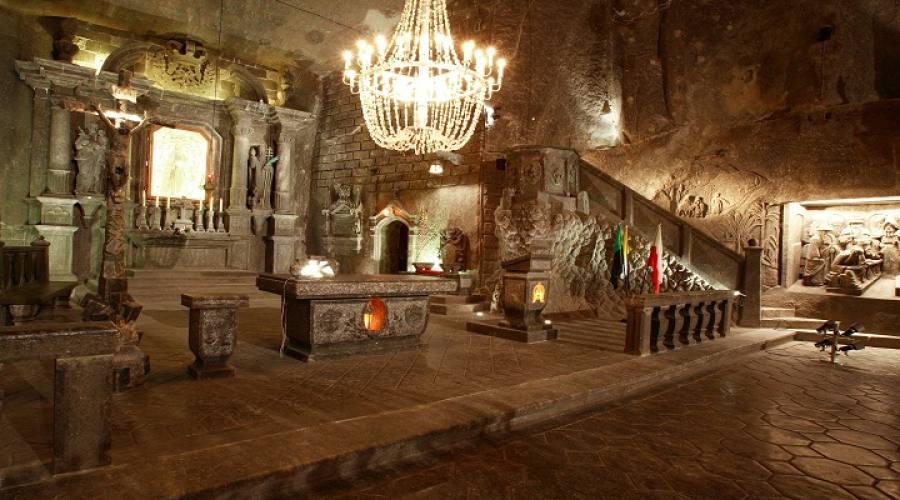 cappella di sale
