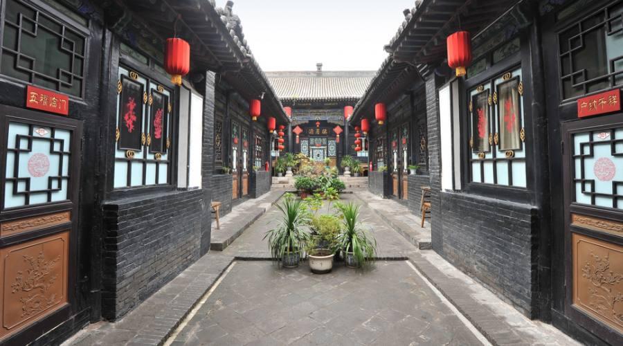 Cina Casa a Corte Tipica