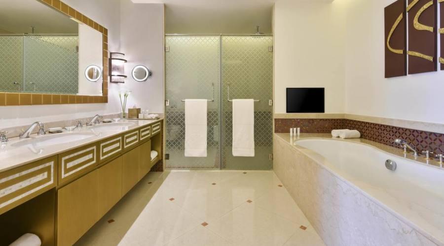 Una camera - il bagno