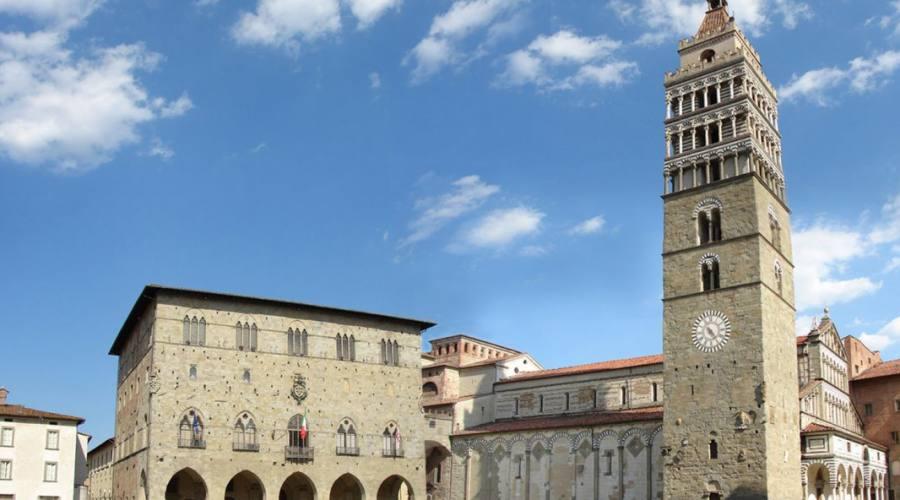 Piazza di Pistoia