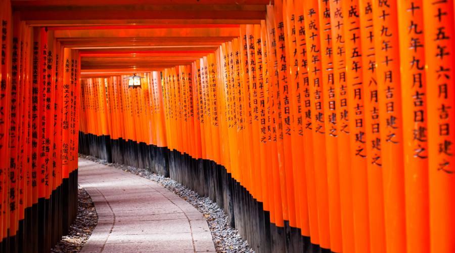 Fushimi Inari - Tempio