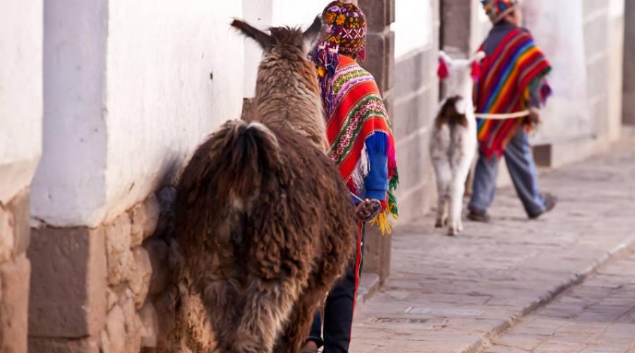 A spasso per Cusco