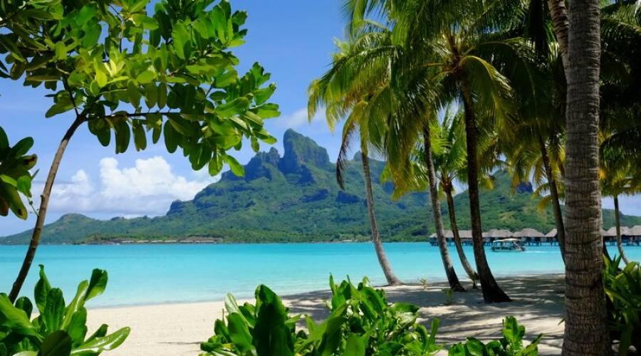 Bora Bora panorama