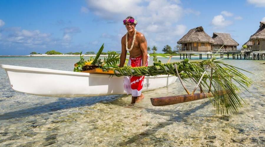 Tahitiano locale