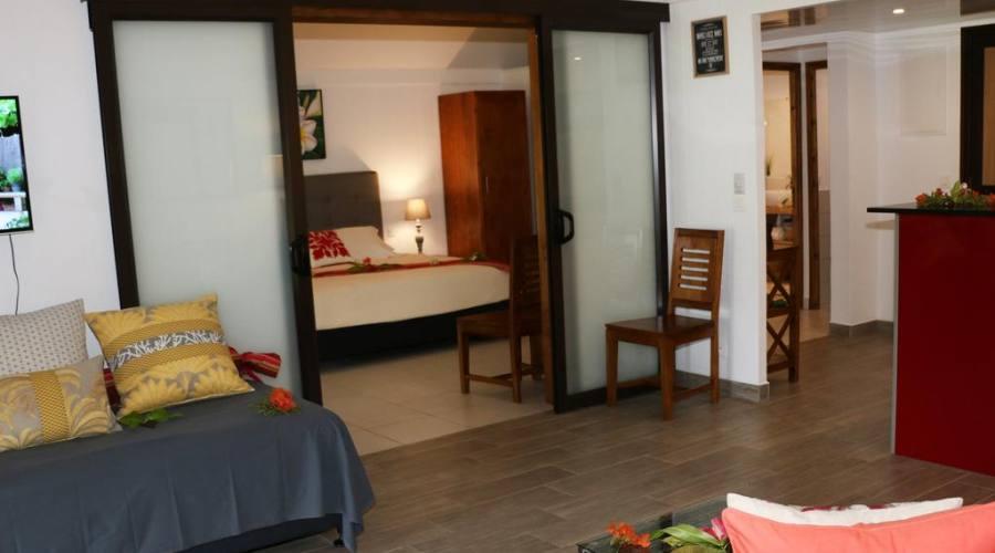 hotel Hibiscus camere