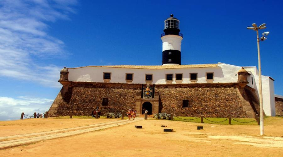 Salvador de Bahia Forte Lighthouse