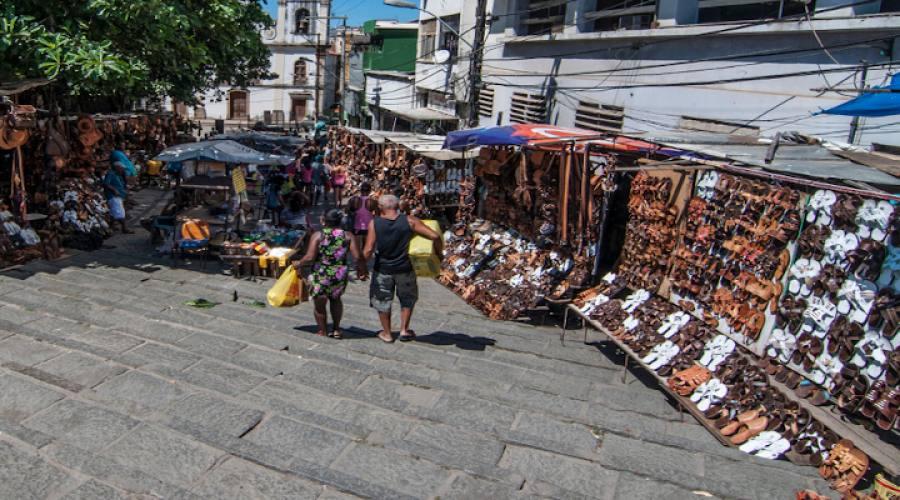 Salvador de Bahia Strada Market