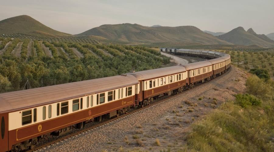 Treno Al Andalus. Foto: J. Alonso per Renfe