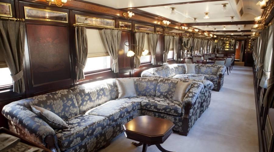Interno treno Al Andalus. Foto: Víctor Color per Renfe